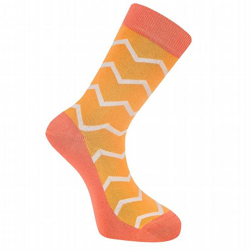 Men's Cotton Socks  - Saput Sock - Apricot